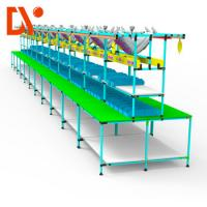 Buy cheap Workshop Anti Static Workbench 4 Meters / Bar Coated Pipe Diameter 28mm from wholesalers