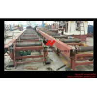 Buy H Beam Integrating Machine With 3 Function Assembling Welding Straightening at wholesale prices