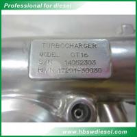 Buy Diesel turbocharger CT16 17201-30030 for TOYOTA Hilux vigo Hiace 2.5 2KD Engine ( oil cooling) at wholesale prices