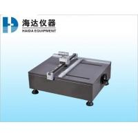 Quality Stable Paper Testing Equipments , Accurate Sample Cutter For Edge Compression Testing Machine for sale