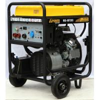Quality MS*MF300 300A Petrol Welder Generator / Petrol Power Generator With DC3.0Kw Auxiliary Output for sale