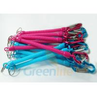 Quality Custom Colour / Length Fishing Pliers Lanyard Safety Tethers Long - Standing for sale