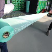 Quality Hot Sale Film, Packing Film for Baler, Good Tensile Strength Opaque Film, Bale plastic film for sale