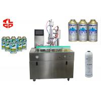 Quality Semi AutomaticR134a Refrigerant Filling Machine for sale