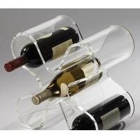Quality Perspex Wine Display, Acrylic Wine Holder,  Acrylic Wine Rack for sale