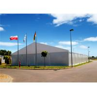 Buy Removeable Re Locatable Industrial Storage Tents Heavy Duty 15m X 30m , 20m X at wholesale prices
