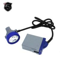 China KL7LM B Brightness among the industry miners safety lamps with 6.6ah rechargeable battery on sale