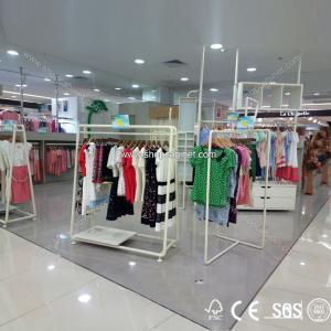 Quality custom design clothes display shelf for sale