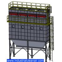 Buy cheap Modular Baghouse Dust Collector from wholesalers