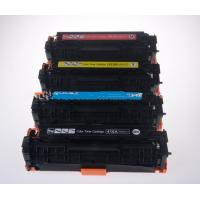 Quality CE410A HP color laserjet cartridges PRO300 400 With  ISO SGS standards for sale