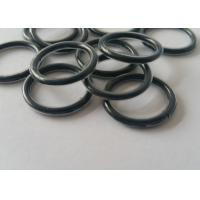 Quality Heat Resistant Teflon Encapsulated Viton O Rings Encap PTFE / Rubber Gasket Seal for sale