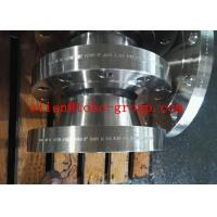 China ANSI/ASME B16.5 Flange Class 2500 Lap Joint Flanges Size: 1/2 (DN15) - 100 (DN2500) on sale