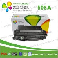 Buy cheap Black CE505A 05A Toner Cartridge Compatible HP LaserJet P2035 series from wholesalers