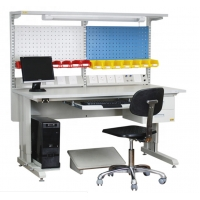 Quality 150KG 1.8m High Adjustable Table Cleanroom Bench for sale