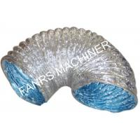 Buy Aluminum Flexible Duct Forming Machine With Steel Wire For HVAC Duct at wholesale prices
