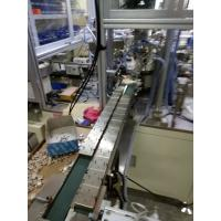 Cylinder Socket Hardware Assembly Line Automation Equipment 1000--1200pcs/H Product Efficiency