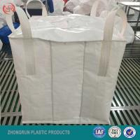 Buy cheap Big Bag 1000kg 1 Ton bag Flap Top/Closed Bottom Bulk Bag 10 Pack from wholesalers