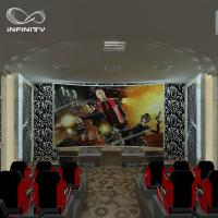 Quality 8 9 12 Seats 5D 7D Virtual Reality Cinema Hydraulic Theater Equipment for sale