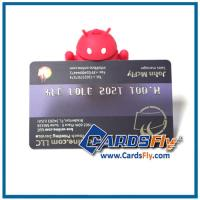 Buy embossed plastic cards at wholesale prices
