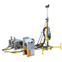 Buy 200M Depth Portable Core Drill Rig Lightweight Design And Kubota Engine at wholesale prices