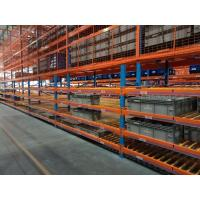 Buy Storage  Vertical Storage Rack Systems ,  Warehouse Shelving Units Steel Shelving at wholesale prices