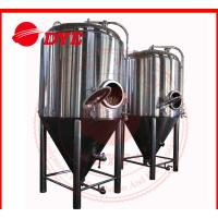 Quality CE Stainless Steel Conical Fermenter Fermenting / Fermentation Alcohol for sale