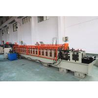 China Gear Box Driving Vineyard Post Roll Forming Equipment with Stable Performance on sale