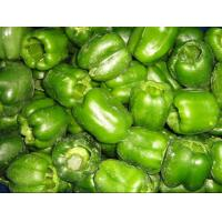 China (IQF)Frozen Green Pepper on sale