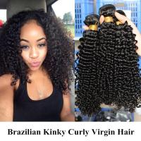 Quality Soft And Silky 100 Peruvian Human Hair / Loose Wave  Hair Bundles No Nits for sale