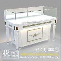 Quality supplier acrylic notebook display,circular jewelry display cabinets for sale