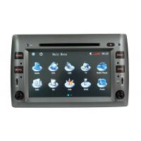 Quality Fiat Stilo GPS, SD, USB/RDS, Bluetooth, Steering Wheel TV 7 Inch 480P FIAT DVD player ST-8807 for sale