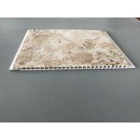 Buy Transfer Printing Pvc Marble Wall Panels , Decorative Wall Tile Panels at wholesale prices