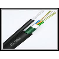 Quality 72 Core Figure 8 Aerial  Fiber Optic Cable Outdoor Self Supporting Used In Telecommunication for sale