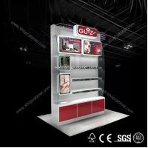 Quality Corrugated Cardboard Shop Furniture Garment Display Stand for sale