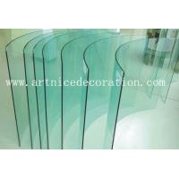 Buy 3mm to 19mm Bending tempered glass, bending toughened glass with ISO, CE , AS2208, Certificates at wholesale prices