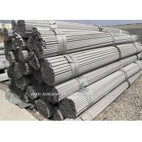 "Quality ASTM A312 / A249  304 316L  Pickled Industrial Seamless Steel Tube 8"" Sch80 for sale"