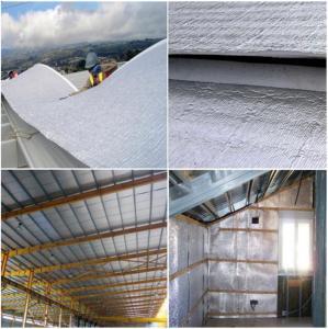 Quality High Reflective HVAC Insulation Foam Aluminum Foil Faced Laminate Xpe Eco Friendly for sale