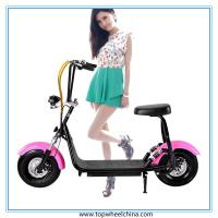 Buy cheap small mini harley motorcycle electric scooter 800w citycoco scooter woqu from wholesalers