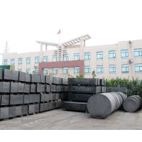 Quality High Bulk Density Medium Grain Graphite Block for Hot Pressing Molds for sale