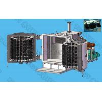 Buy cheap EMI Shielding Film Vacuum Deposition Machine ,  2 Doors Chamber For Cellphone from wholesalers