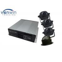Quality AVI Format HD 1080P Mobile DVR Dual SD Cards Slots With Battery Recharged Function for sale