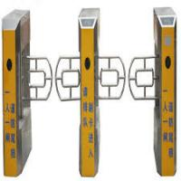 Quality Electronic Security Entrance Subway Turnstile Sus304 For Residential for sale