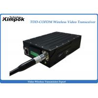 Buy HDMI / SDI Full Duplex Wireless Video Transmitter and Receiver CE / FCC / ROHS at wholesale prices