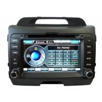 "Quality KIA Sportage R 7""inch Digital LED PIP SD 3G USB RADIO 3G Bluetooth Automobile DVD Players ST-1003 for sale"