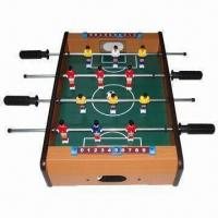Quality Mini Football Table, Made of MDF, Measures 51 x 31 x 10.5cm, Suitable for Gifting Football Fans for sale