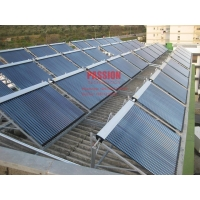 Quality Pressurized Heat Pipe Solar Collector Pool Solar Water Heating Aluminum Alloy Centralized Solar Heater Solar Panels for sale