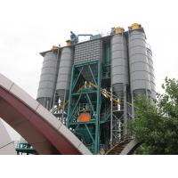 Quality Low Noise 1 ~ 4 Minutes Short Mixing Time Dry Mix Mortar Plant 50t / H Drying Capacity for sale