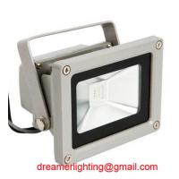Quality Colorful 10w RGB LED Flood Light Landscape Lamp + Remote Control for sale