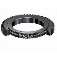 Quality Single Row Slewing Ring Bearings Four Point Contact Ball For High Precision Radar for sale