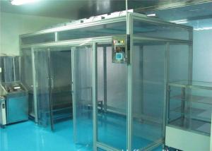 Quality Modular  Softwall Portable Clean Room Booth Station for sale